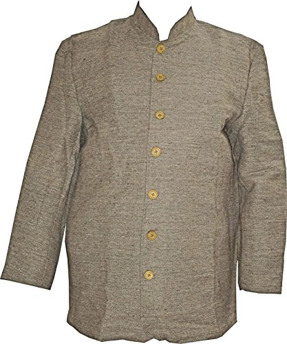 - Military Uniform Supply Reproduction Civil War Fatigue Blouse Sack Coat - Jean Wool (Size 40)