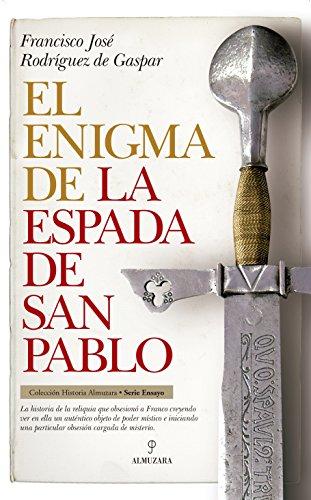 Amazon.com: El enigma de la Espada de san Pablo (Spanish ...