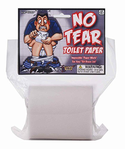 No Tear Toilet Paper Roll