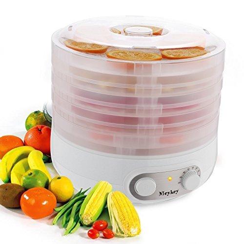 Food Dehydrator Machine jerky with Five Tray, BPA Free