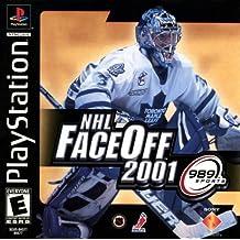 NHL Faceoff 2001 - PlayStation