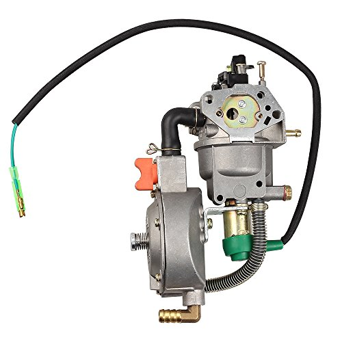 Savior Dual Fuel Carburetor Carb for Honda GX240 LPG NG CNG Conversion Kit 7.9HP Engine