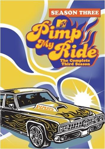 Pimp My Ride, The Complete Third Season (Pimp My Ride Dvd)