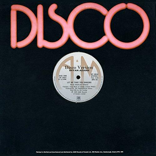 """Let Me Take You Dancing""-2 versions(12 Inch Single Record/Vinyl)"