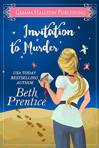 Invitation to Murder - Invitation Layered