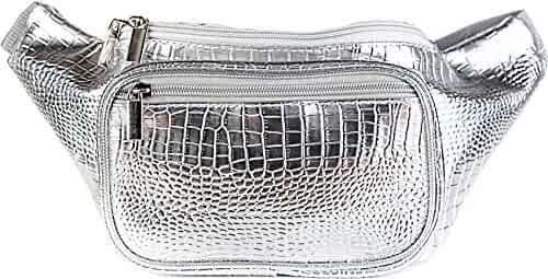 SoJourner Bags Silver Fanny Pack