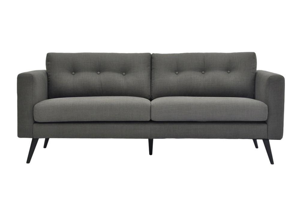 Amazon.com : Cortado Sofa Grey Dimensions: 76.5
