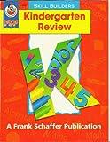Kindergarten Review, Schaffer, Frank Publications, Inc. Staff and Sara Freeman, 0867349115