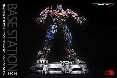 Costume Jor Mens El (STERLING SS016 Transformers Scene Base)