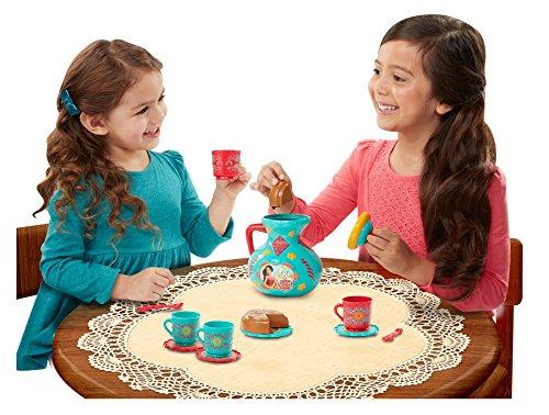 Disney Elena Of Avalor Churros And Chocolate Tea Set (Elena Of Avalor And Sofia The First)