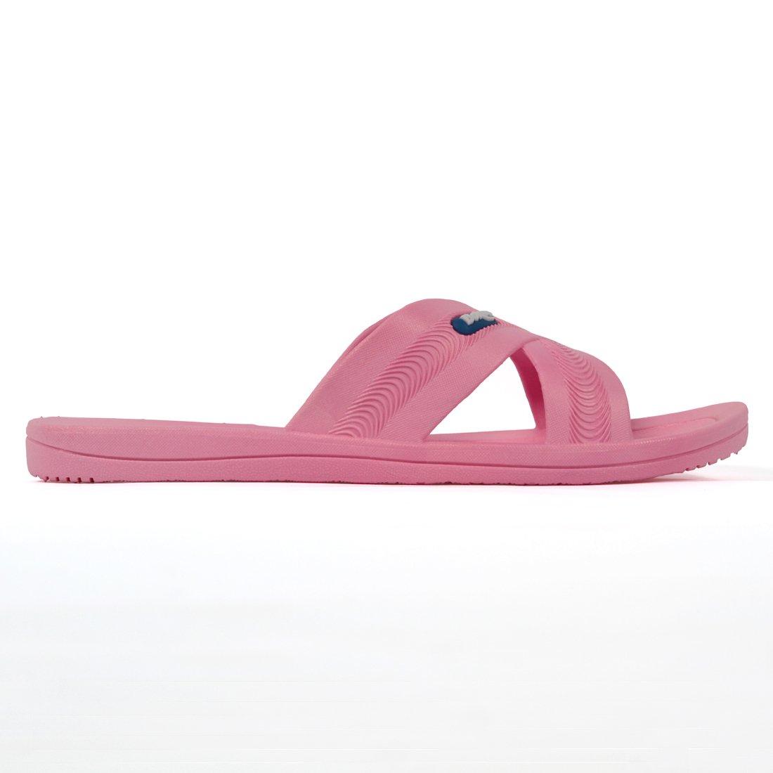Bokos Women's Rubber Slide Sandals B01N8W8BEA 10 B(M) US|Bubble Gum