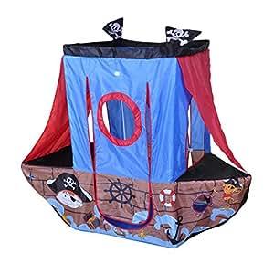 Knorr 55701 - Tienda para juegos diseño Barco pirata [Importado de Alemania]