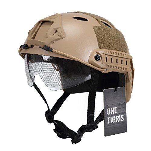 OneTigris Multifunctional Type Tactical Helmet