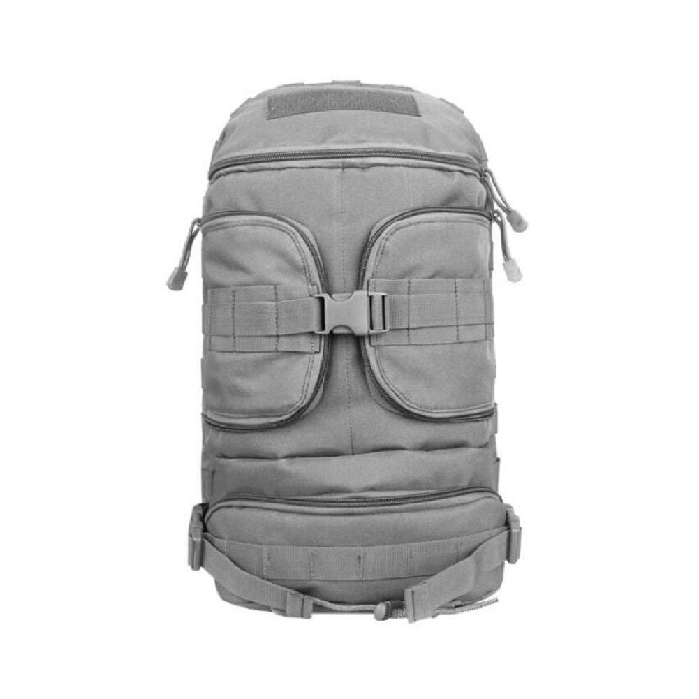 Pureed Outdoor Kletterrucksack Taktischer Rucksack Reiten Wandern Vielseitig Wasserdicht 35 Liter Hochleistungsrucksack (Farbe   D, Größe   35L)