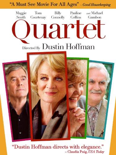 Quartet (Best Exptic Marigold Hotel)
