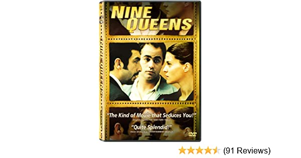 Amazon com: Nine Queens: Ricardo Darin, Gaston Pauls, Leticia