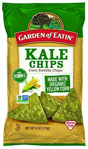 e Corn Tortilla Chips, 6 oz. (Pack of 12) ()