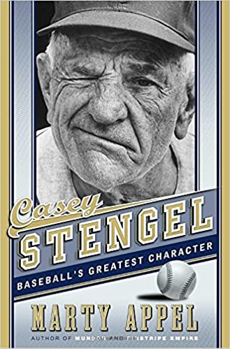 Image result for casey stengel book