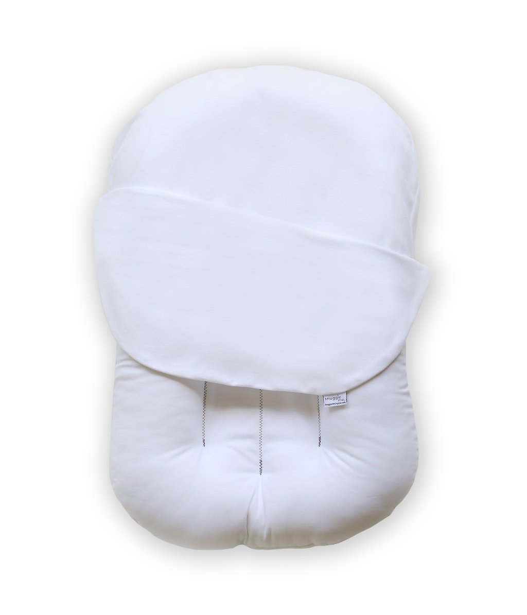 Snuggle Me Original | Sensory Lounger for Baby | Conventional Cotton Virgin Polyester Fiber Fill B06Y4VF3X4