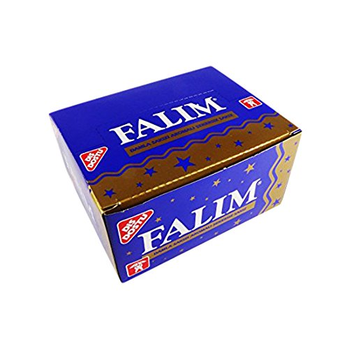Falim 100 Pieces Sugar Free Chewing Gum-Damla Sakizli (Think Gum)