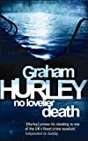 Front cover for the book No Lovelier Death by Graham Hurley