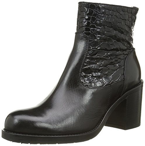 Donna Piu Women Boots Black (Tequila Nero/Sansone Nero) iKv3g