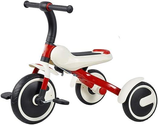 HAOT Patinete,Bicicleta de Tres Ruedas Scooter para niños Carrera ...