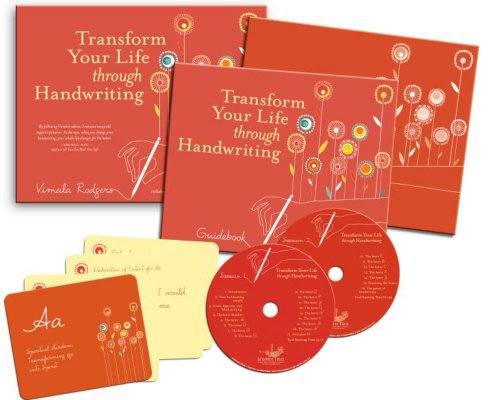 Transform Your Life Through Handwriting by Brand: Sounds True, Incorporated