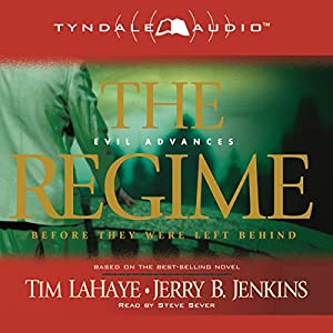 The Regime: Evil Advances Audiobook