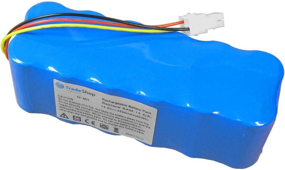 De alto rendimiento bater/ía de Ni-MH 14,4 V//4500 mAh sustituye VCA-RBT20 VCARBT20 VCA-RBT-20 para Samsung Navibot SR8840 SR8845 SR8855 SR8895 VCR8845 SR8848 VCR8855 SR8990 VCR8895