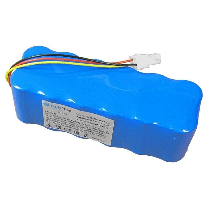 De alto rendimiento batería de Ni-MH 14,4 V/4500 mAh sustituye