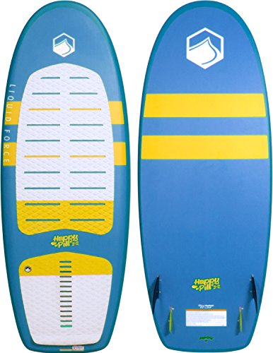 Liquid Force Happy Pill Wakesurfer Sz 4ft 5in