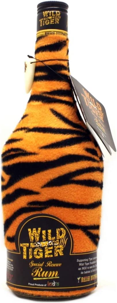 Wild Tiger Special Reserve Rum - 700 ml: Amazon.es ...