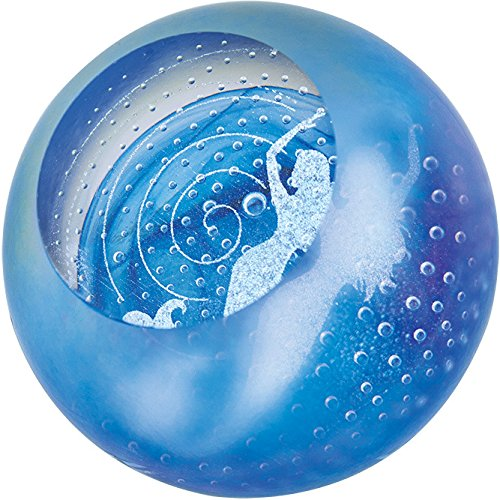 Glass Eye Studio Siren of the Sea Paperweight Paperweight Deluxe Box