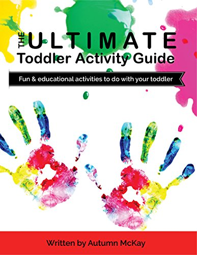 Halloween Teachers Resources (The Ultimate Toddler Activity Guide: Fun & educational activities to do with your)