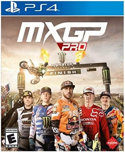 MXGP Pro PlayStation 4 MXGP プロ プレイステーション4 北米英語版 [並行輸入品]