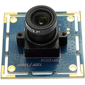 SVPRO 2 megapixel HD Free Driver USB Camera 1/2 7'' CMOS OV2710 Max  Resolution 1920X1080 USB Web Camera Module Support MJPEG Android Linux