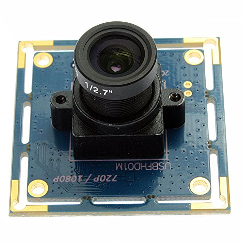 SVPRO 2 megapixel HD Free Driver USB Camera 1/2.7'' CMOS OV2710 Max Resolution 1920X1080 USB Web Camera Module Support MJPEG Android Linux (Mjpeg Usb)