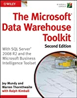 The Microsoft Data Warehouse Toolkit, 2nd Edition Front Cover