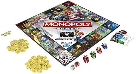 Hasbro Monopoly Gamer Mario Kart: Amazon.es: Juguetes y juegos