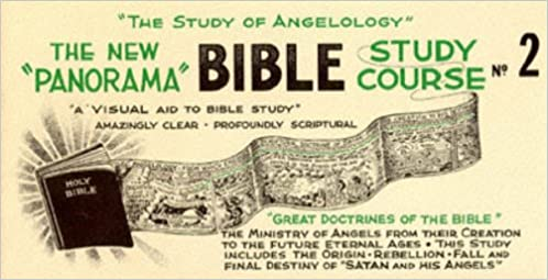 New Panorama Bible Study Course: The Study of Angeology Vol 2
