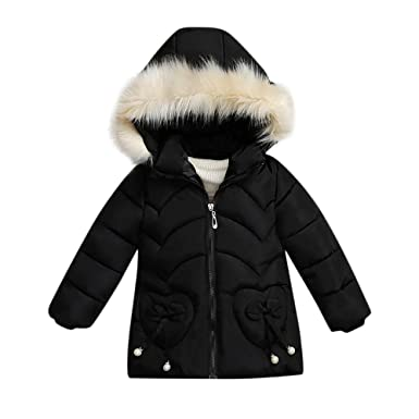 5f1453cb3 Kids Baby Winter Waterproof Coat Vovotrade Toddler Knitted Collar ...