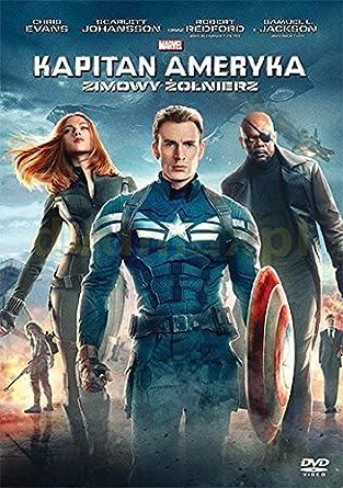 Captain America 2 The Return Of First Avenger PL DVD English
