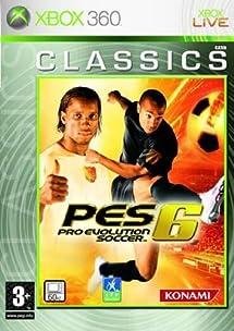 Pro Evolution Soccer 6 (Xbox 360): Video Games - Amazon com
