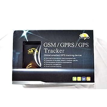Localizador por satélite, antirrobo con GPS, GSM, rastreador, cable de transmisión, para coche, casa: Amazon.es: Coche y moto
