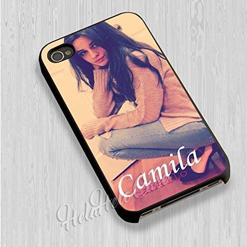 Cabello pour Coque Iphone 6 et Coque Iphone 6s Case (Noir Boîtier en plastique dur) N9F0MN