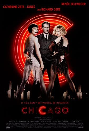 Amazon.com: Chicago Movie POSTER 27x40: Prints: Posters & Prints