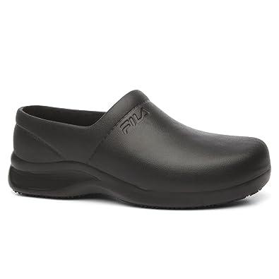55990bb42cc0 Amazon.com  Fila Women s Galvanize Slip Resistant Work Shoe Hiking  Shoes
