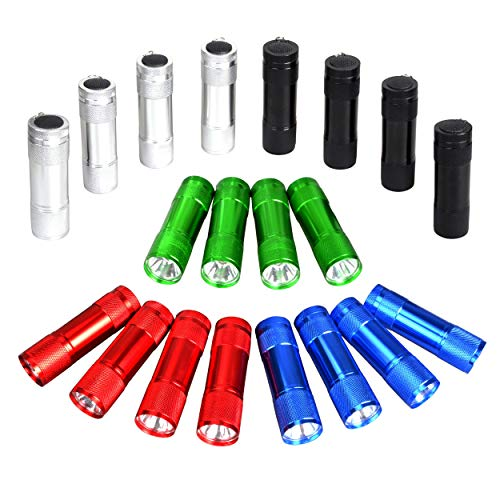 FASTPRO %EF%BC%881W%EF%BC%89Super Flashlights Batteries Pre Installed product image