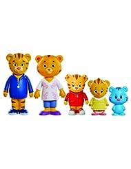 Daniel Tiger\'s Neighborhood Friends Family Figure (5 Pack)